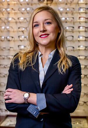 Greensboro Eye Doctor J. Suzanne Parker, OD, FAAO