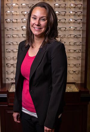 Greensboro Eye Doctor Erin M. Fontaine, OD, FAAO